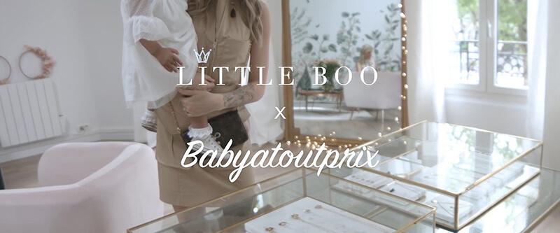 Babyatoutprix x Little Boo